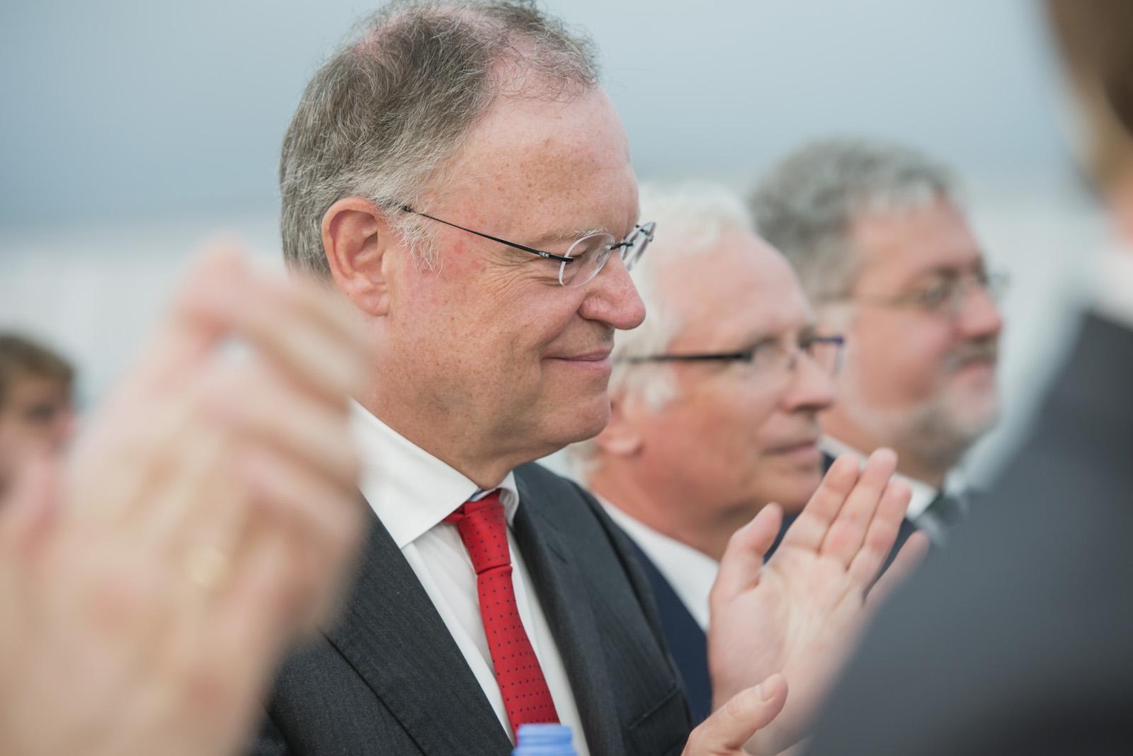 Eröffnung des neuen DLR-Instituts in Oldenburg