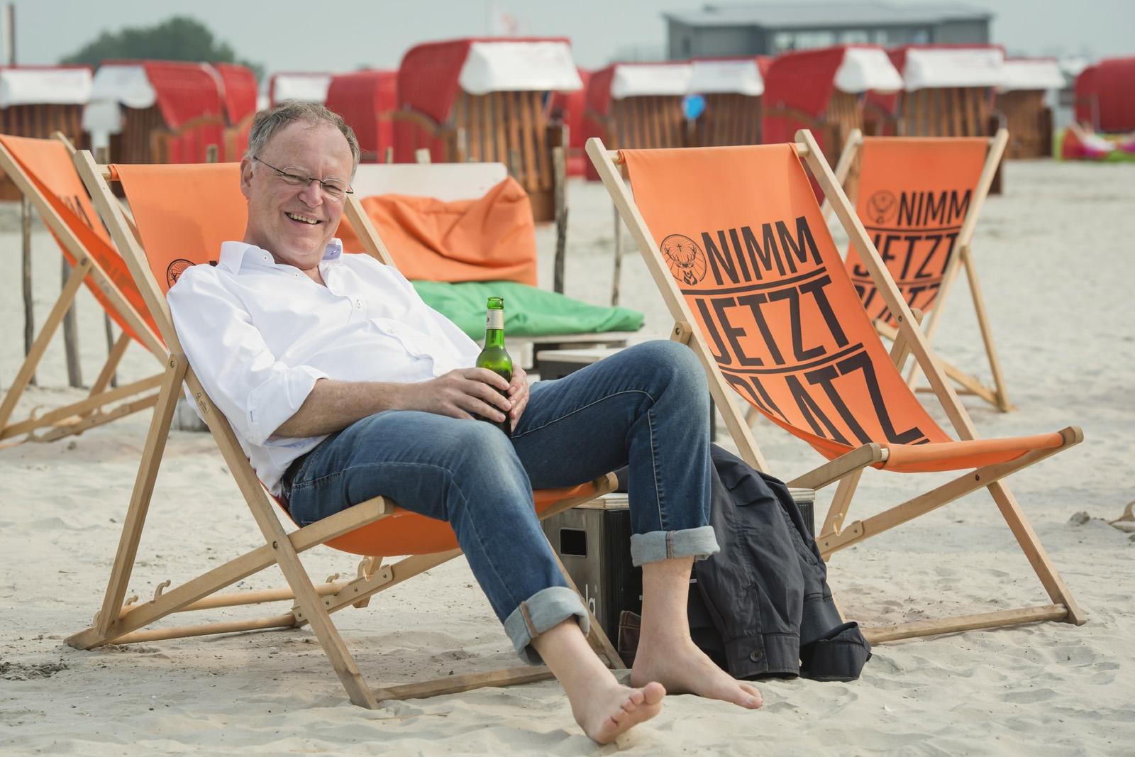 Sommerreise Stephan Weil